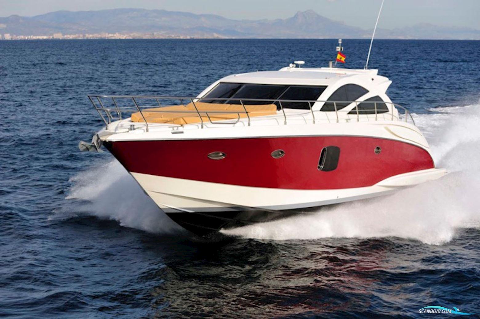 Astondoa 55 Cruiser Open