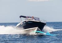 Motor boat Atlantic 730 Sun Cruiser