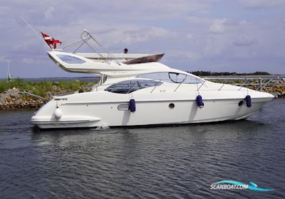 Motor boat Azimut 43 - Top Stand / Top Condition