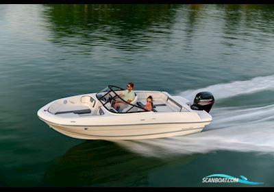 Motor boat Bayliner VR4 OB