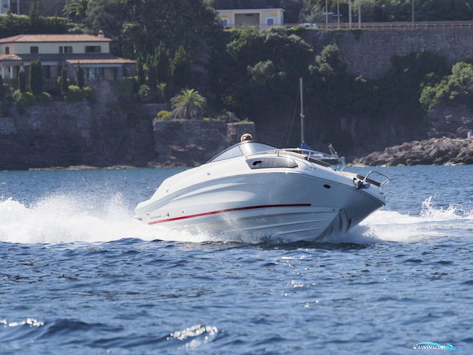 Bayliner VR6 Cuddy Med Mercruiser 4.5L Mpi 250hk, Alpha One