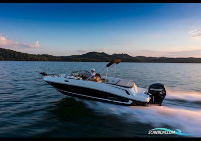 Motor boat Bayliner VR6 OB