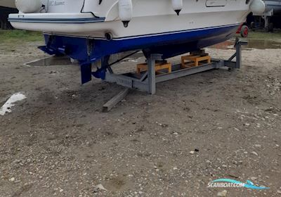 Motor boat birchwood 340 ac crusader