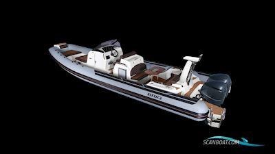 Motor boat Brig E10 Eagle Luxus RIB