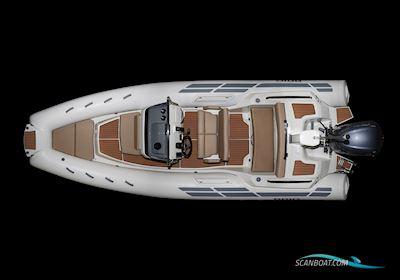 Motor boat Brig E6.7 Eagle Luksus RIB