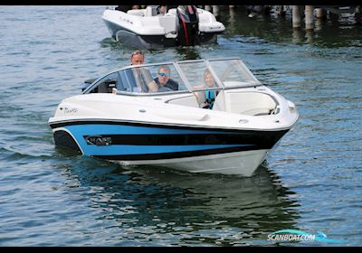 Motor boat Campion A18 OB BR Chase