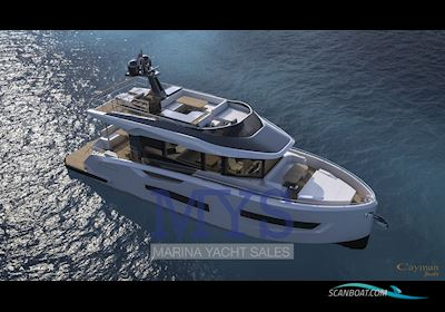 Motor boat Cayman Yachts Navetta N580 New