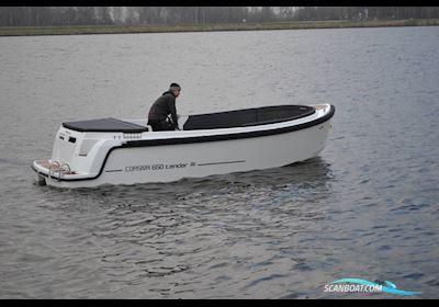 Motor boat Corsiva 650 Tender - 24 HK Karvin/Udstyr