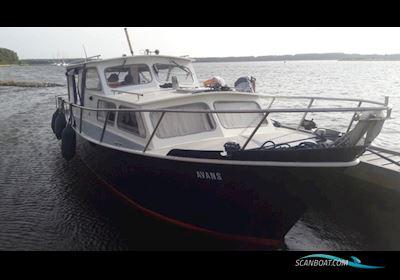 Motor boat De Boer Kruiser 9.50 OK Paviljoen