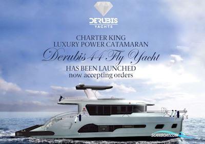 Motor boat Derubis 44 fly Charter King