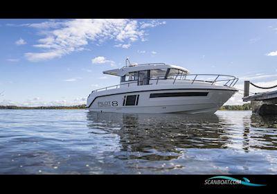 Motor boat Finnmaster PILOT 8.0