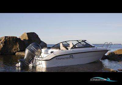 Motor boat Finnmaster R5