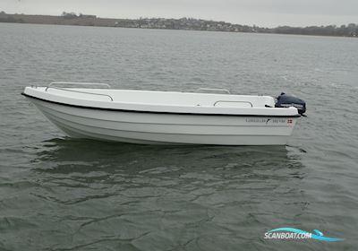 Motor boat Fjordjollen 390 Fisk Med Motor