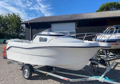 Motor boat Fjordjollen 450 Cabin M/20HK