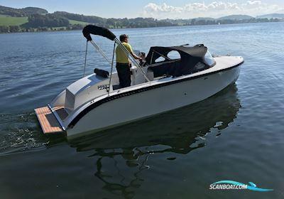 Motor boat Fjordjollen 630 Classic