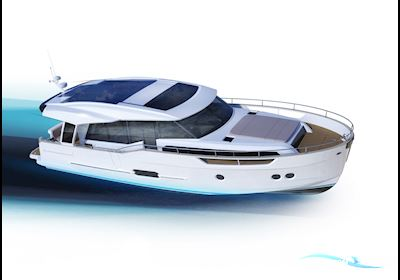 Motor boat Greenline 48 Coupe