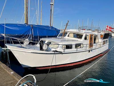 Motor boat Helårs Motorbåd Med Flybridge 44 Fod Hoekstrakruiser