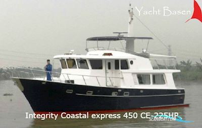 Motor boat Integrity Trawlers