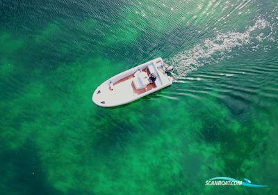 Motor boat Interfisher 600