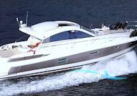 Motor boat Jeanneau Prestige 50 S