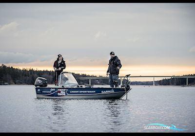 Motor boat Linder Sportsman 445 Catch
