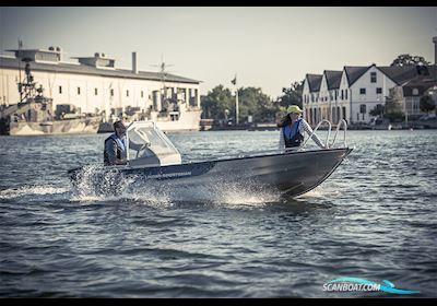 Motor boat Linder Sportsman 445 Max