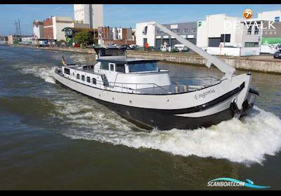 Motor boat Luxe Motor Tjalk 26m