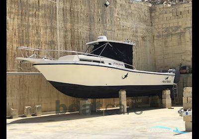 Motor boat Mako B260