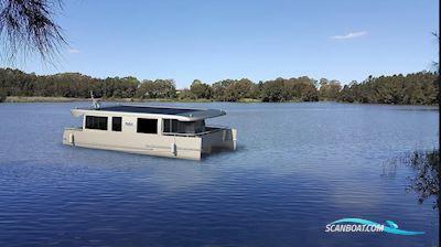 Motor boat Marine Maison Houseboat Smart 40' Houseboat