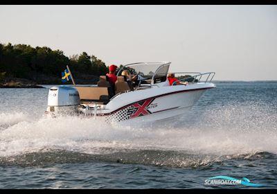 Motor boat Micore XW53CC