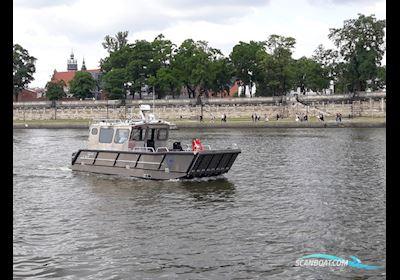 Motor boat MS CAT950WT Cabin (Catamaran hull)