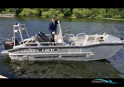 Motor boat MS S500WT