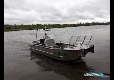 Motor boat MS S610P