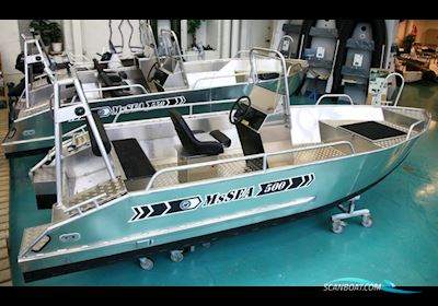 Motor boat MS Sea 500