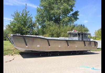 Motor boat MS Sea Truck 12 Classic