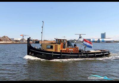 Motor boat Mslb Sleepboot