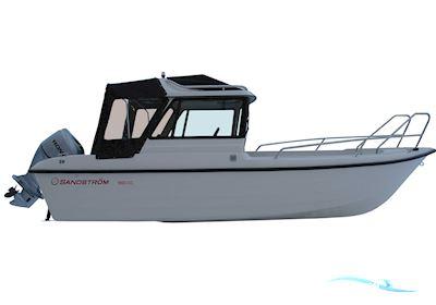 Motor boat Ny Sandström 565 CC