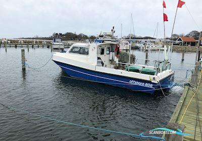 Motor boat Offshore808