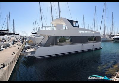 Motor boat Overblue 44