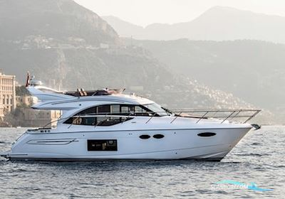 Motor boat Princess 49
