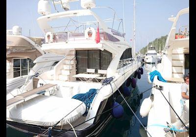 Motor boat Princess 54 Fly