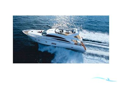 Motor boat Princess 67 Flybridge