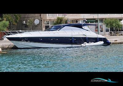 Motor boat Princess V 58