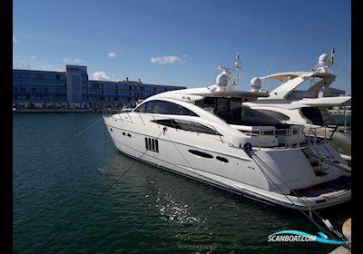 Motor boat Princess V 65