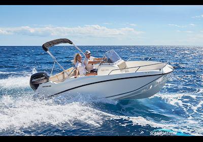 Motor boat Quicksilver 505 Open