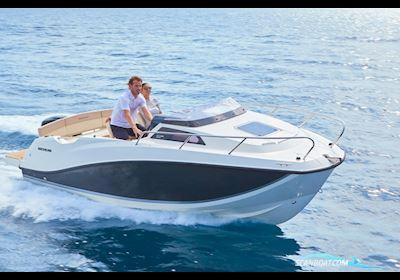 Motor boat Quicksilver Activ 555 Cabin