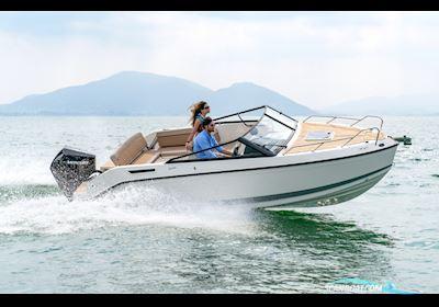Motor boat Quicksilver Activ 675 Cruiser