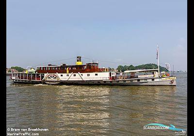 Motor boat Radersalonboot Passagier/Hotel Schip