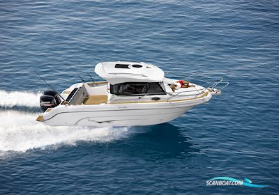 Motor boat Ranieri Clf 30