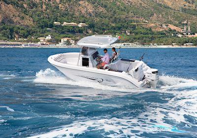 Motor boat Ranieri Interceptor 222